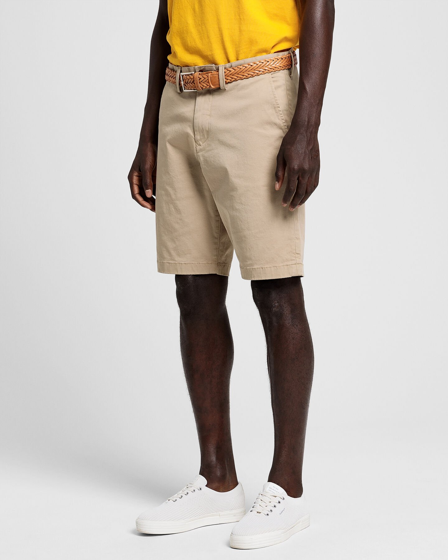 Relaxed fit shorts af twill