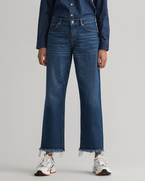 Camie Relaxed fit korte jeans
